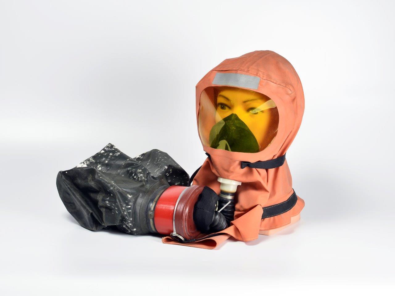 Самоспасатель промышленный изолирующий СПИ-50 50 мин.