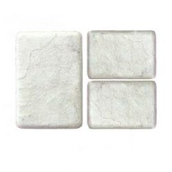 Тротуарная плитка Римский брук белый