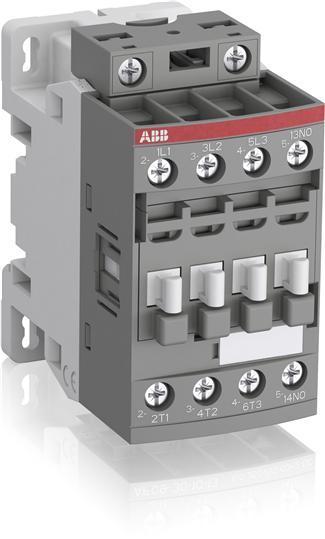 ABB AF16-30-10-13 Контактор с универсальной катушкой управления 100-250BAC/DC (1SBL177001R1310)