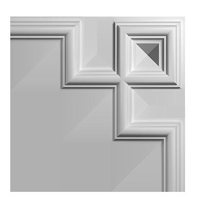 1.52.287 Европласт угловой элемент
