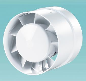 Вентилятор канальный Турбо диам. 100