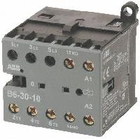 ABB В 6-30-10 230 Миниконтактор 9А (16А) 3НО сил.конт.1НО доп.конт. катушка 230V АС (GJL1211001R8100