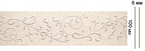 Декоративная панель Decomaster N10-18 (100х6х2400мм)