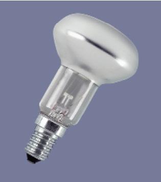 Лампа эл. накаливания зеркальная Е27 R80 75 вт