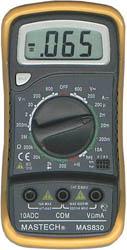 Мультиметр цифровой MAS830 (Mastech)