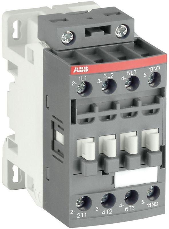ABB AF12-30-01-13 Контактор с универсальной катушкой управления 100-250BAC/DC (1SBL157001R1301)