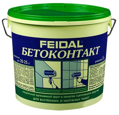 Бетоконтакт Файдаль / Feidal, 20кг (спец. сцепляющий)