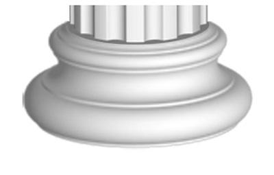 Основание Decomaster 90018-4 (размер O 320х125)