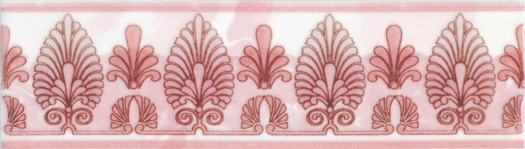Бордюр Восток розовый 20х5,7