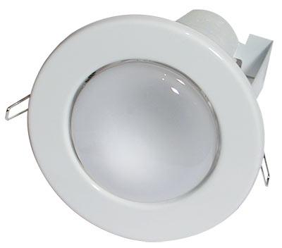 Светильник точечный, белый