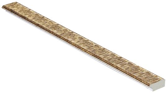 Цветная лепнина профиль Decomaster 102-17 (размер 25х10х2400)