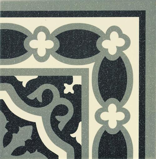 Плитка Mainzu Florentine Esquina Black PT01977