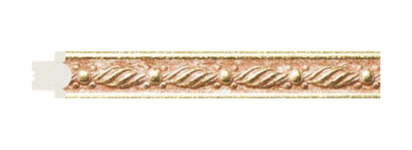 Молдинг для панелей Decomaster 189-34 (13x10x2400)