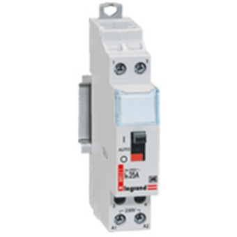 Legrand CX3 Контактор быт.230V б/ш. 2Н0 25А (412501)