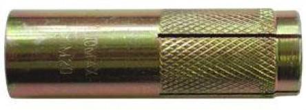 Анкер латунный (цанга) М12