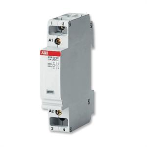Модульный пускатель контактор ESB-20-20 (20А AC1) катушка 220 В АС ABB ЦЕНА!