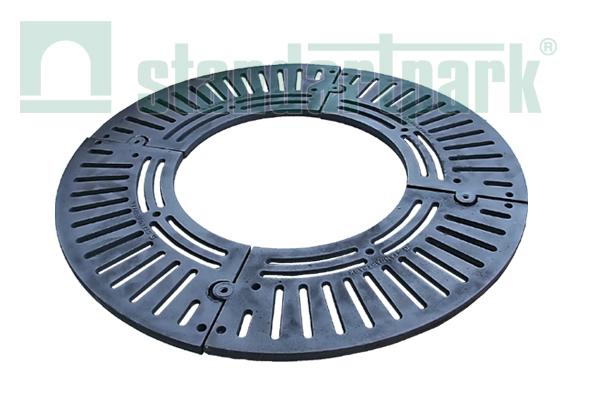 Решетка приствольная РП - 120 120-СЧ чугунная круглая