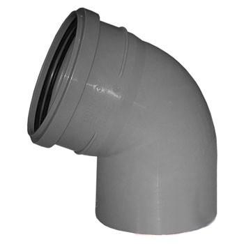 Отвод 110х45гр (внутр.канализация)