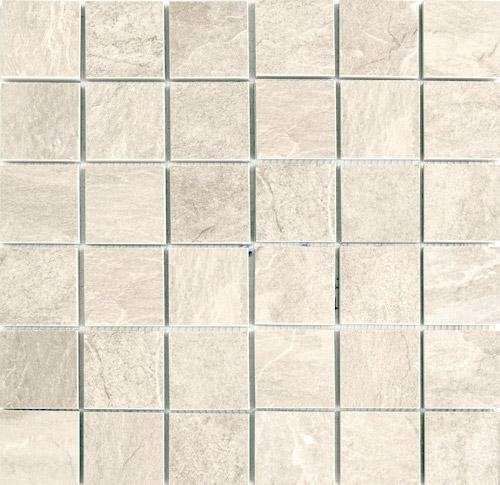 Плитка Rex Ardoise Mosaico Ivore Grip 739357