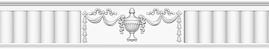 Полка каминная Decomaster 98803 (размер 190х2400х45)