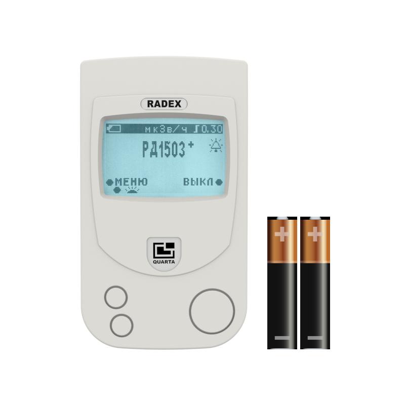 Индикатор радиоактивности РАДЭКС РД1503+