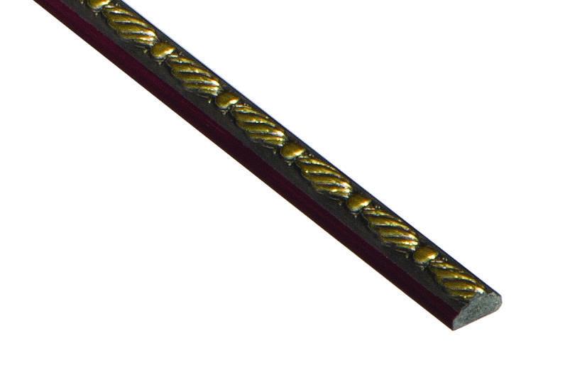 Цветной молдинг Decomaster 130-52 (15x8x2400)