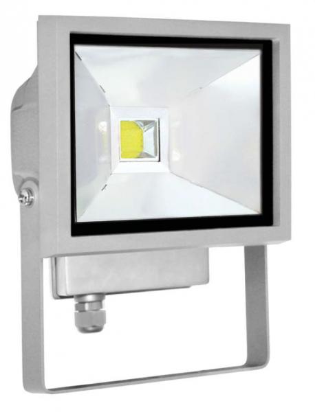 Прожектор светодиодный NFL-01-18-4K-GR-IP65 LED