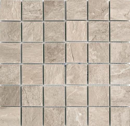 Плитка Rex Ardoise Mosaico Ecru Grip 739358