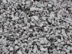 Щебень гравийный, мешок 50кг