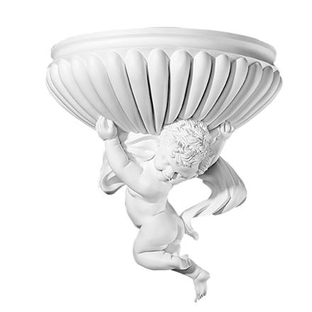 Декоративная полка/светильник  Decomaster DA-505
