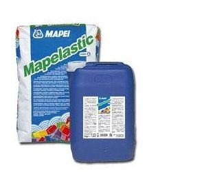 Гидроизоляция Мапеластик Mapei комплект 32кг