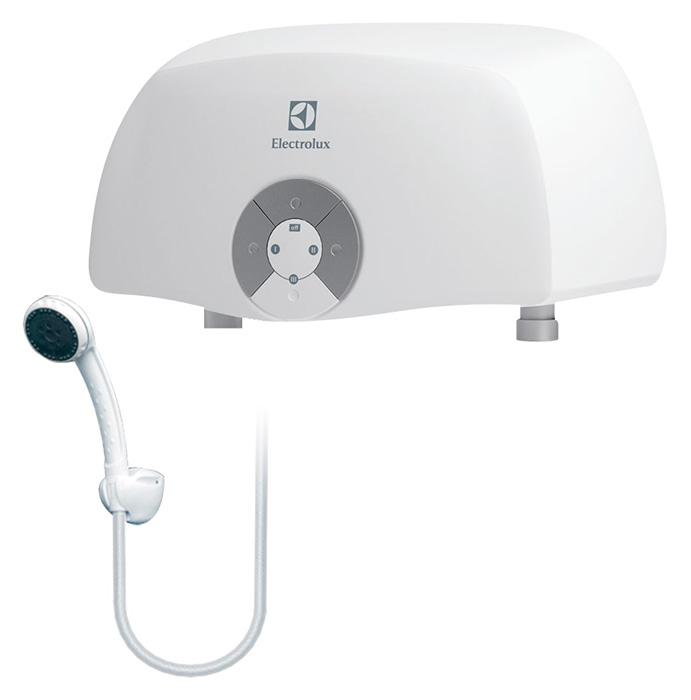 ВодонагревательElectrolux Smartfix 2.0 S (3,5 kW) душ