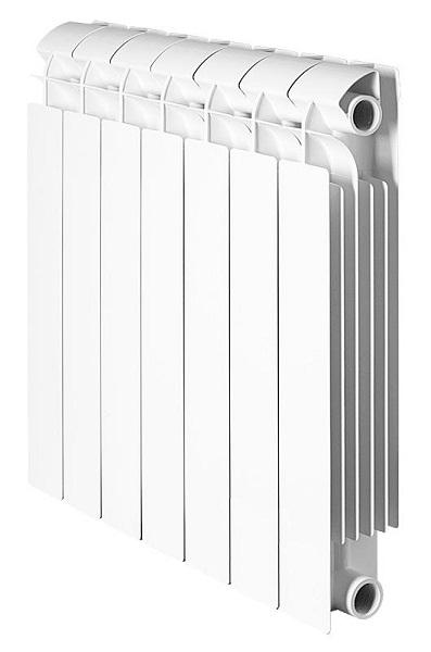 Global Global STYLE PLUS 500 4 секции радиатор  global style plus 500 4 секции