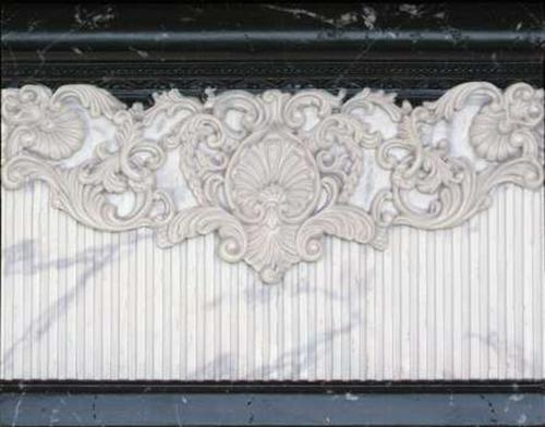 Плитка Aparici Tolstoi Emile Marquina Zocalo 4111123-182203