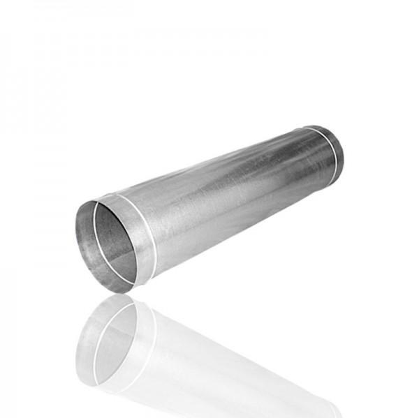 Воздуховод оцинкованный круглый, диам.125 (1,25метра)