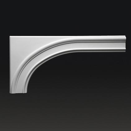 1.55.001 Европласт, элементы оформления дверного проема