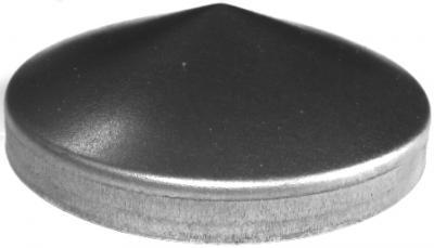 Заглушка D-76 Арт. 16.076.01 для проф трубы размер D=76х1