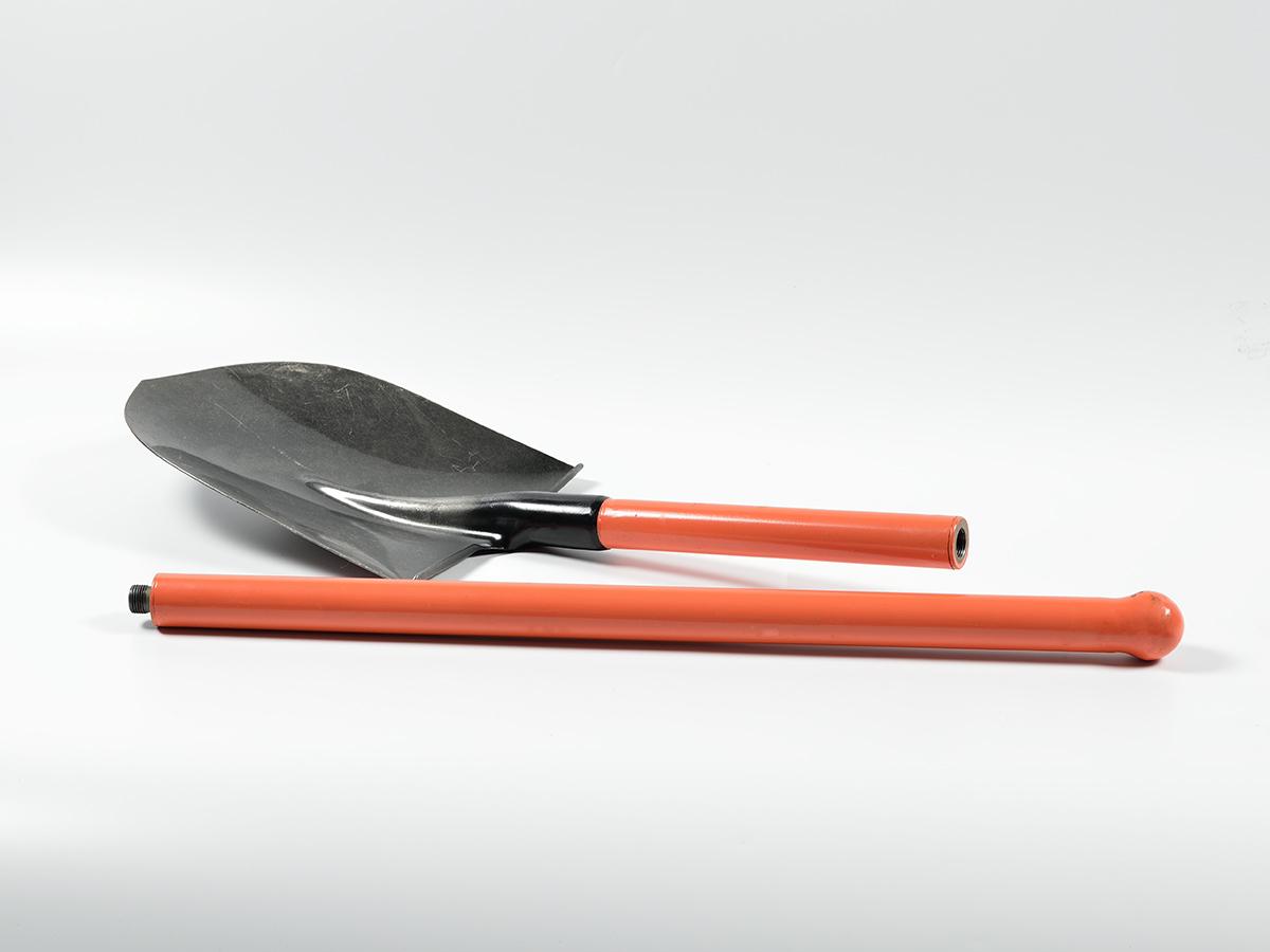 Лопата штыковая, разборная