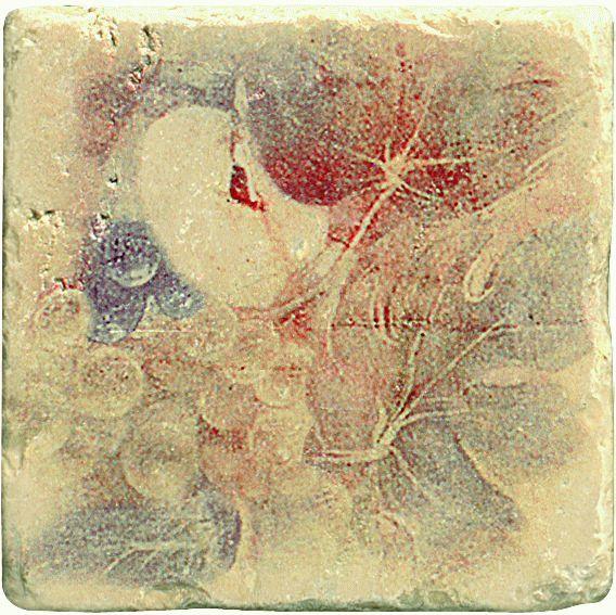 Плитка Cir Marble Age Ins.Botticino S/3 Beige (Яблоко+Виноград)