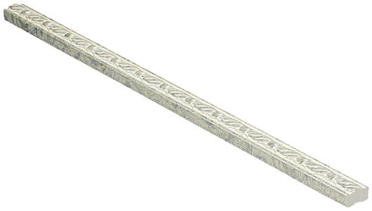Цветная лепнина молдинг Decomaster 105-20 (размер 15х8х2400)