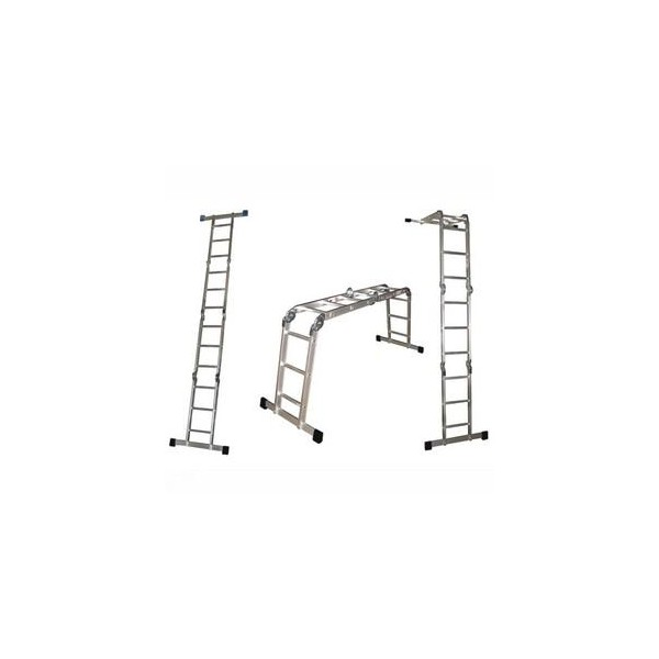 Лестница трансформер 4х3 ступеньки (3.6м)