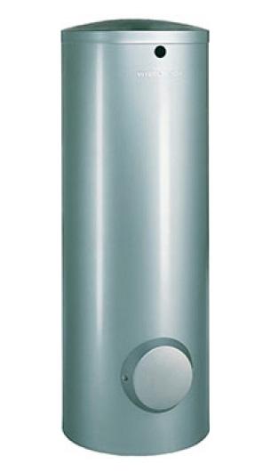 Водонагреватель • Viessmann Vitocell 100-V тип CVA 300 л, серебристый