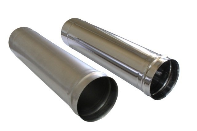 Труба нержавеющая сталь L-0,5м диам 100