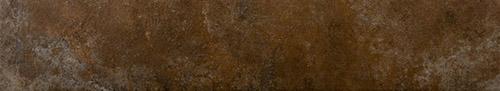 Плитка Colorker Via Terra Rodapie Noce 2-007-6
