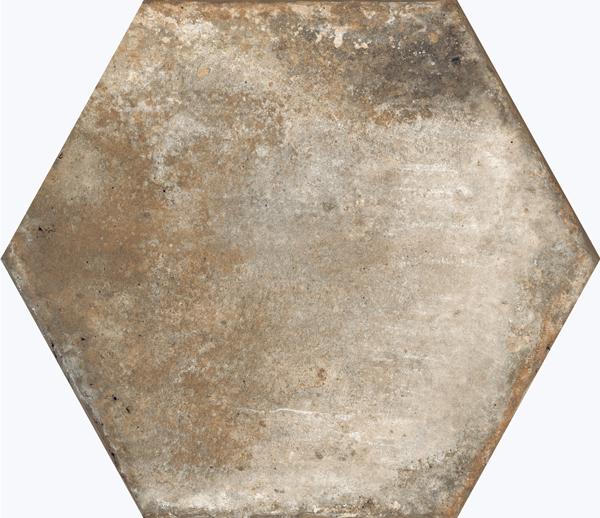 Плитка Casabella Insieme Esagona Tortora от Stroyshopper