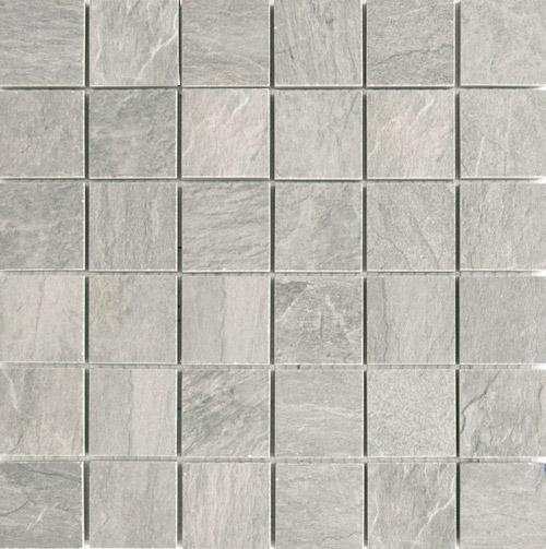 Плитка Rex Ardoise Mosaico Gris Grip 739360