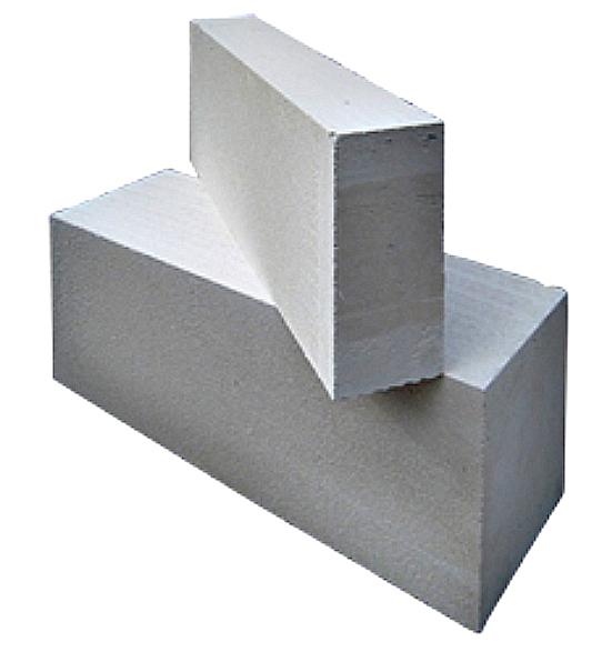 Пеноблок 250х600 толщина 5 см (Хебель)