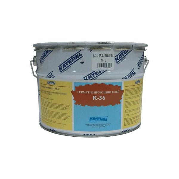 Битумный клей (мастика) Katepal K36, 10л