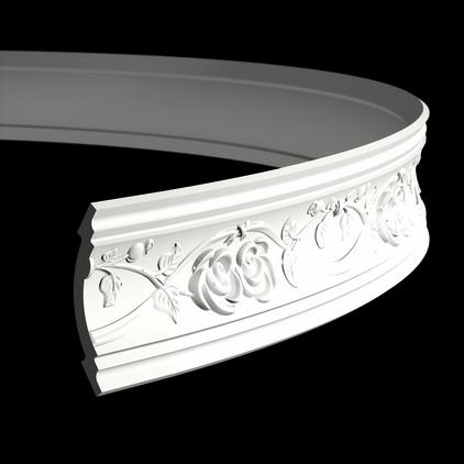 1.50.205 флекс Европласт потолочный карниз, гибкий