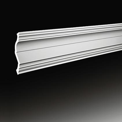 1.50.254 флекс Европласт потолочный карниз, гибкий от Stroyshopper